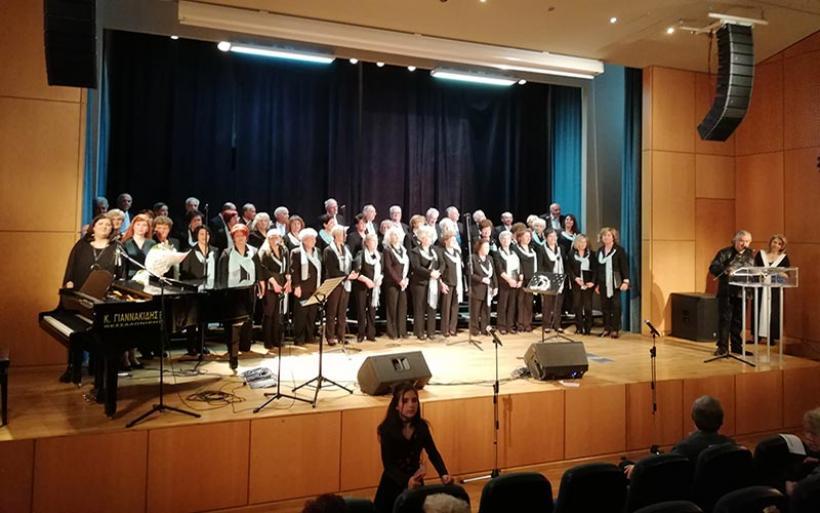 Η Μικτή Χορωδία Ν. Αγχιάλου συμμετείχε με επιτυχία σε Διεθνές Φεστιβάλ
