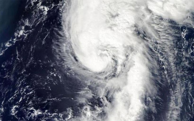 Η προβλεπόμενη πορεία του Μεσογειακού Κυκλώνα «Ξενοφών» περνά από την Ανατολική Θεσσαλία