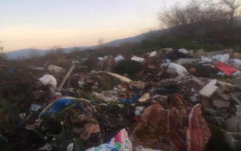 Β. Χατζηκυριάκος: Κίνδυνος για τη δημόσια υγεία η χωματερή στην είσοδο του Πτελεού