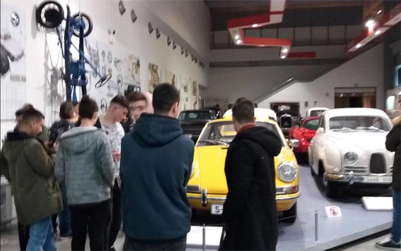 Εκπαιδευτική επίσκεψη μαθητών του 1ου ΕΠΑΛ Αλμυρού στη Θεσσαλονίκη