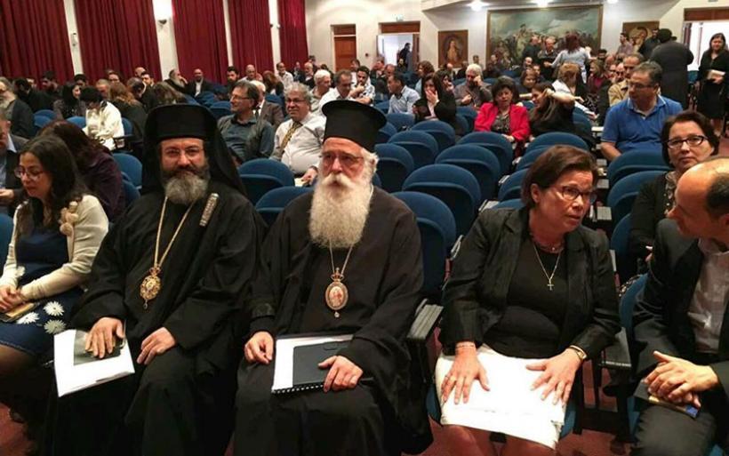 Ομιλία του Μητροπολίτου Δημητριάδος & Αλμυρού κ. Ιγνατίου για το Μάθημα των Θρησκευτικών στην Λευκωσία