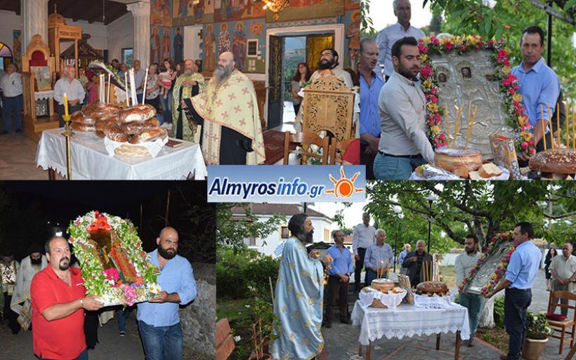 Ο εορτασμός Αγ. Κωνσταντίνου και Ελένης σε Βρύναινα και Γαύριανη (βίντεο&φωτο)