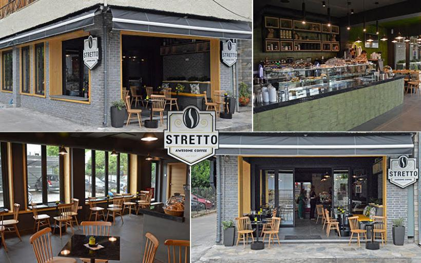Ένα χρόνο επιτυχημένης λειτουργίας κλείνει το STRETTO AWΕSOME COFFEE στον Αλμυρό