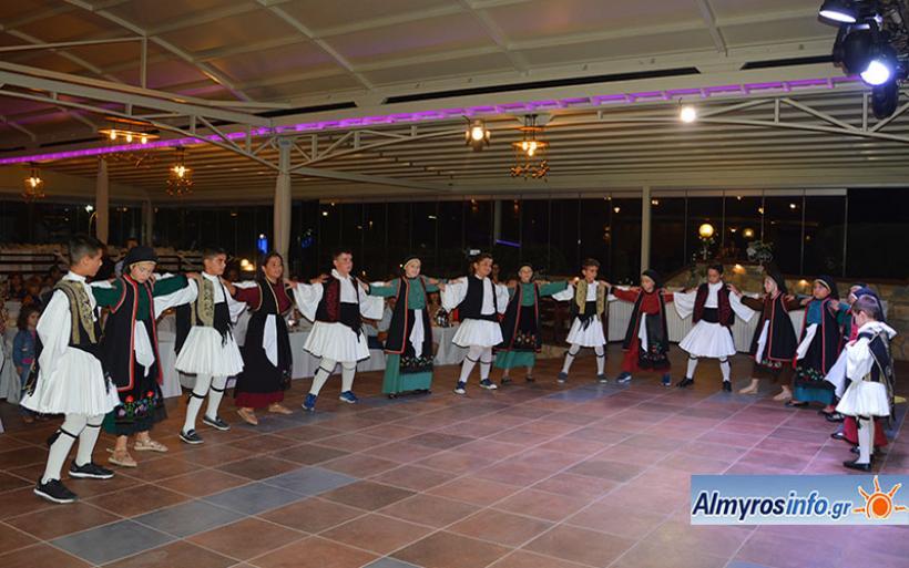 Ο καλοκαιρινός χορός του Συλλόγου Βλάχων επαρχίας Αλμυρού (φωτο&βίντεο)