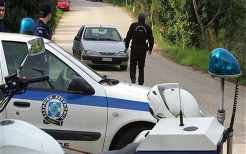 Eλέγχθηκαν 600 άτομα και συνελήφθησαν 9 σε αστυνομικούς ελέγχους στη Θεσσαλία