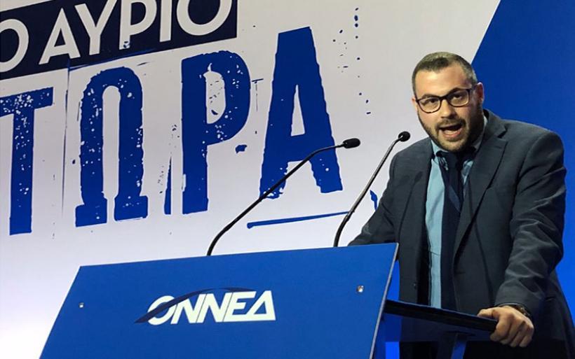 Γραμματέας της ΔΑΠ-ΝΔΦΚ Ελλάδας ο Βολιώτης Κ. Τσιαγκλιώτης