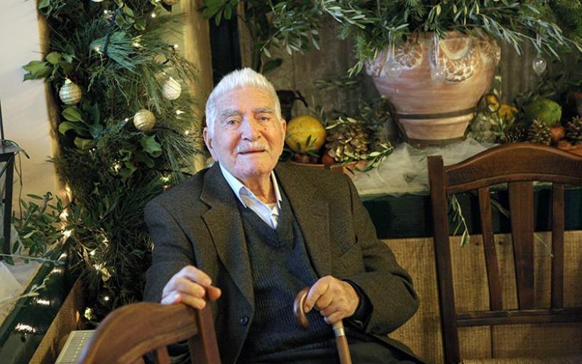 «Έφυγε» πλήρης ημερών ο Κωνσταντίνος Αθ. Τσόγκας