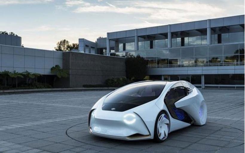 Toyota Concept-i με προηγμένο σύστημα τεχνητής νοημοσύνης: Το μέλλον λέει παρόν