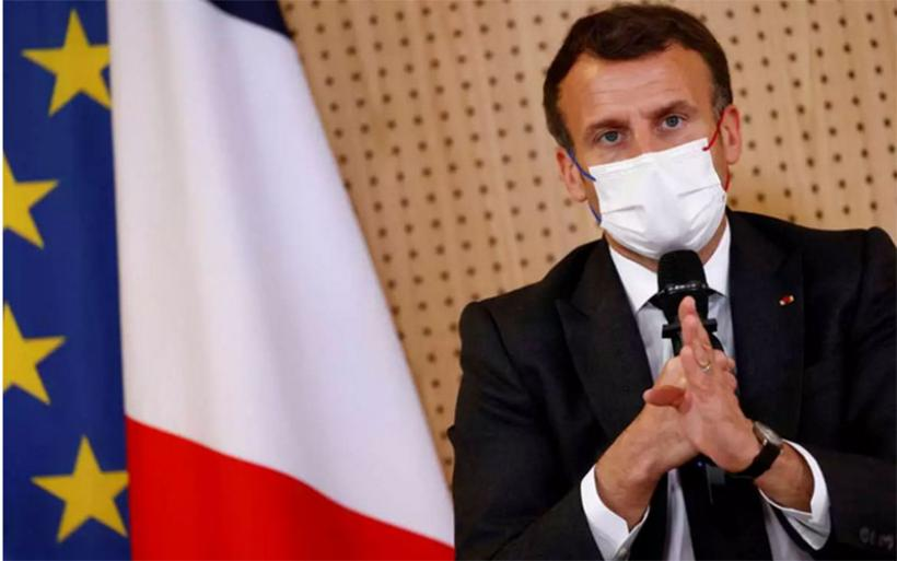 Σχεδόν το 60% στη Γαλλία έχει κάνει τουλάχιστον μία δόση εμβολίου – Μακρόν: Δεν χαλαρώνουμε