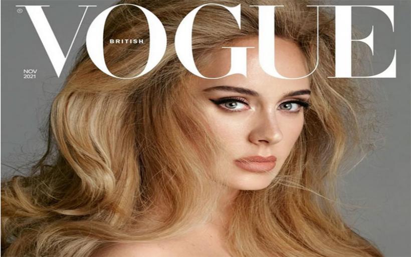 Αντέλ: Το πρώτο εξώφυλλο στην Vogue μετά την εντυπωσιακή αλλαγή – Η νέα ζωή, το διαζύγιο και η απώλεια κιλών