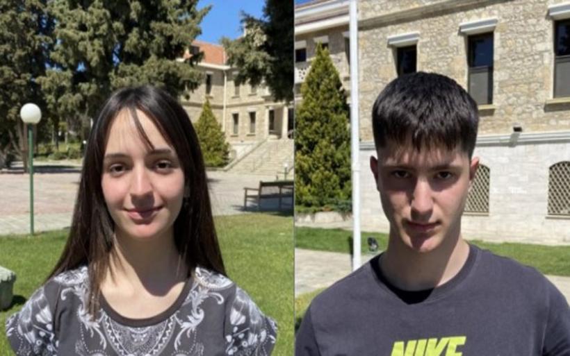 Δυο αδέλφια από το Βόλο στη «χρυσή 11άδα» των μαθητών που εξασφάλισαν υποτροφία για σπουδές στις ΗΠΑ