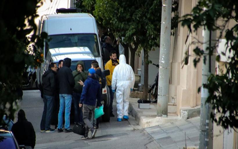 Συναγερμός για βόμβα που δεν εξερράγη στο σπίτι του αντεισαγγελέα Ντογιάκου στο Βύρωνα