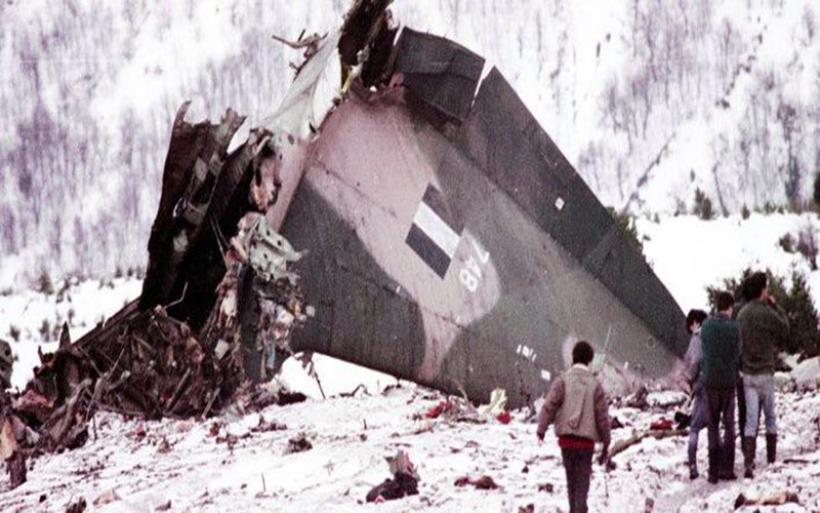 Η μαύρη επέτειος της Πολεμικής Αεροπορίας -Η συντριβή του C-130 στο όρος Οθρυς με 63 νεκρούς (φωτο&βίντεο)