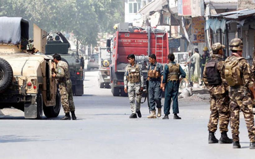 Αφγανιστάν: Επίθεση σε κυβερνητικό κτίριο. Τουλάχιστον 15 νεκροί