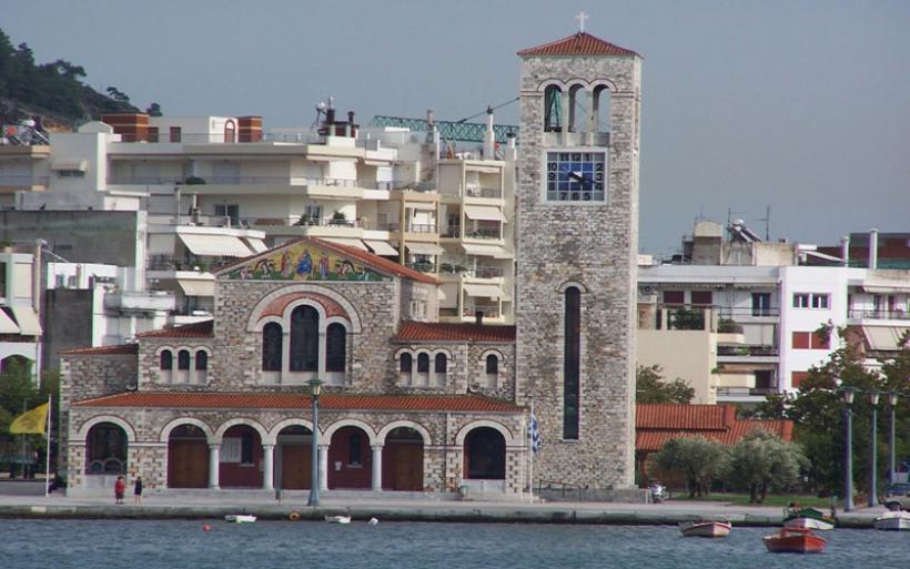Νέο σύστημα ψύξης- θέρμανσης εγκαθιστά στον Ι. Ναό Αγίου Κωνσταντίνου και Ελένης στο Βόλο η Περιφέρεια Θεσσαλίας