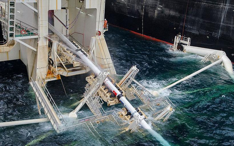 Ολοκληρώνεται ο αγωγός φυσικού αερίου Turkish Stream