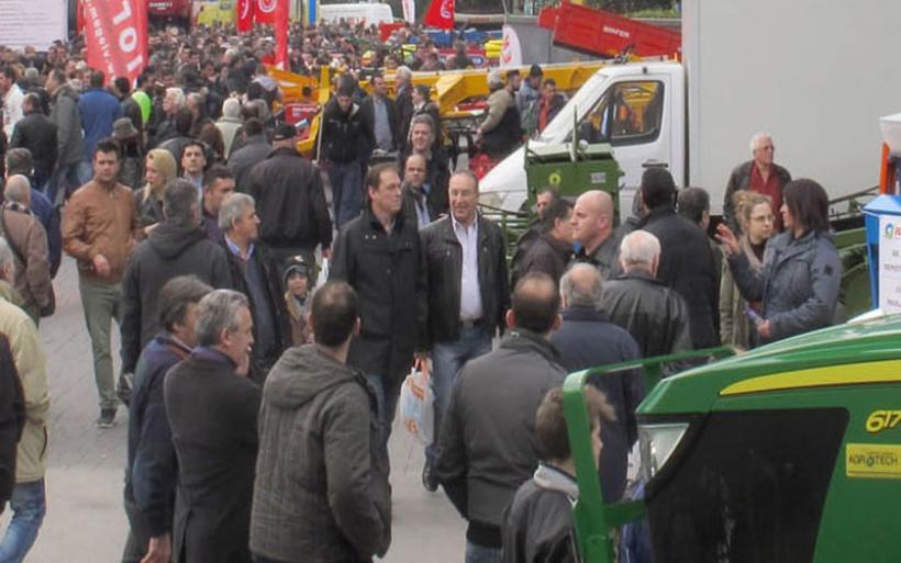 Περισσότεροι από 150.000 επισκέπτες αναμένονται στην φετινή Agrotca