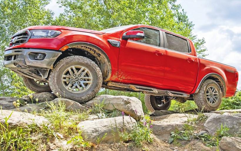 Πρώτη στα επαγγελματικά η Ford - καταγράφοντας αύξηση πωλήσεων κατά 44%