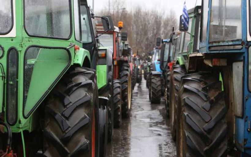 Με τρακτέρ έξω από την Εφορία οι αγρότες της Μαγνησίας στις 24 Ιανουαρίου