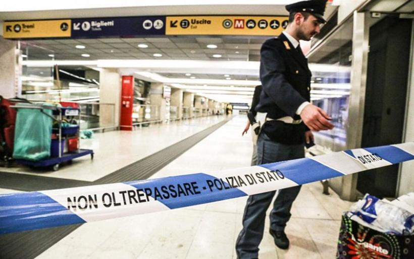 Αιματηρό περιστατικό στον σταθμό τρένων του Μιλάνου
