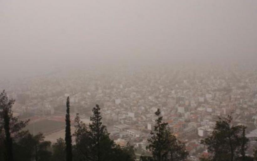 Σε υψηλά επίπεδα η αερορύπανση στο Βόλο- Μέτρα προστασίας του πληθυσμού συστήνει η Περιφέρεια
