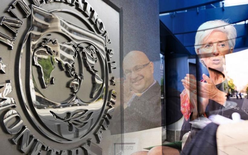 ΔΝΤ: Πλεονάσματα «γιοκ» 2018 - 2022