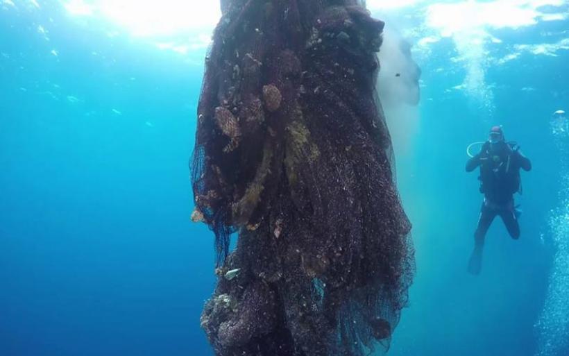 BlueCycle: Το πρώτο ολοκληρωμένο πρόγραμμα ανακύκλωσης πλαστικών απορριμμάτων στις θάλασσες