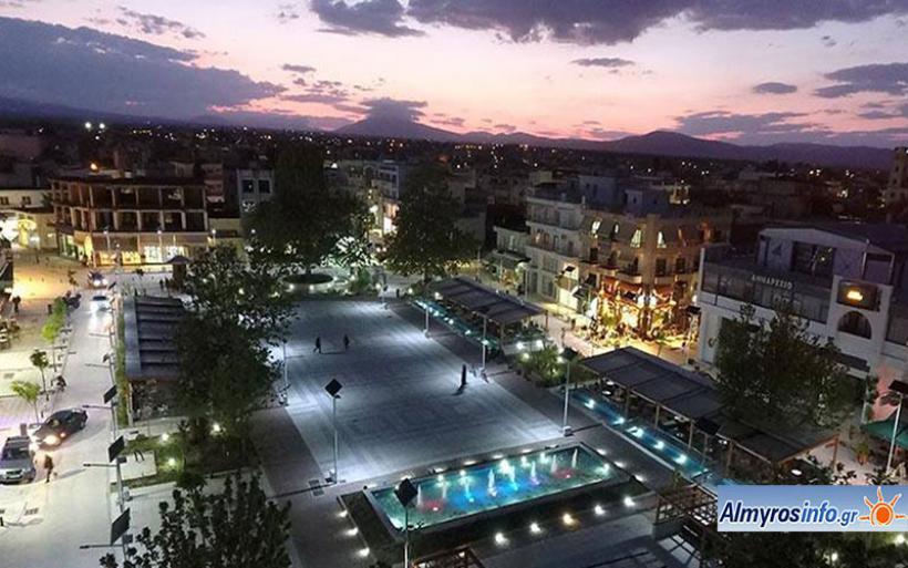 Γερμανοί δήμαρχοι θα επισκεπτούν την περιοχή του Αλμυρού