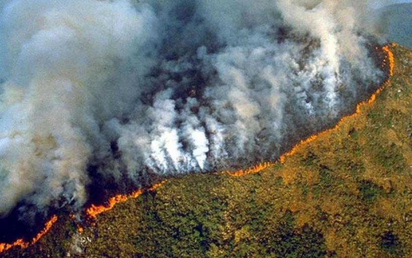 Αμαζόνιος SOS: Αύξηση 30% των πυρκαγιών στο τροπικό δάσος