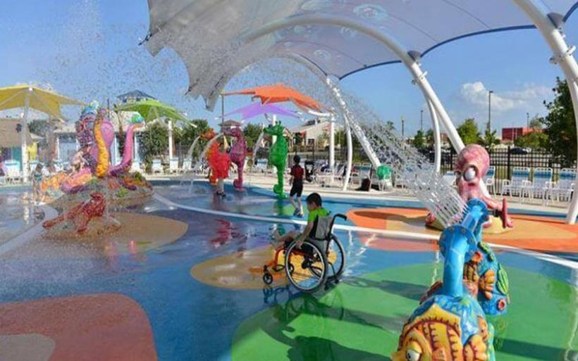 Πορτογαλία: Το πρώτο πάρκο νερού στην Ευρώπη για παιδιά με ειδικές ανάγκες