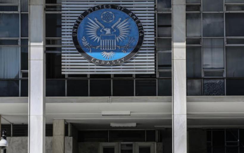 Η αμερικανική πρεσβεία φοβάται για τρομοκρατικό χτύπημα στην Ελλάδα τα Χριστούγεννα