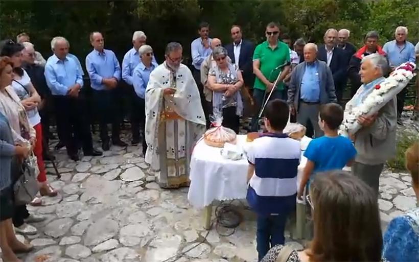 Τον προστάτη της Άγιο Σεραφείμ τίμησε η Τ.Κ. Ανάβρας (βίντεο&φωτο)