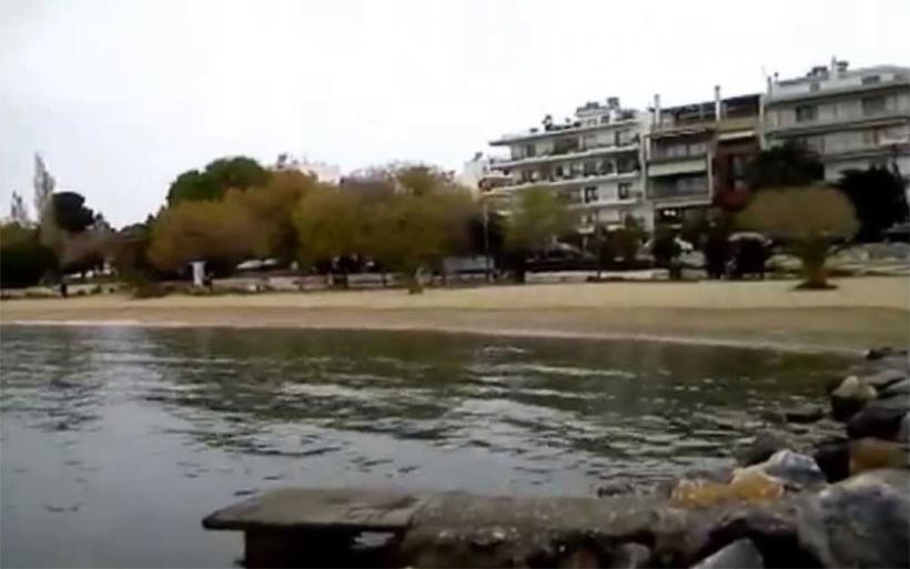 Άναυρος: Έκανε βουτιά στη θάλασσα και κατέληξε στο Νοσοκομείο