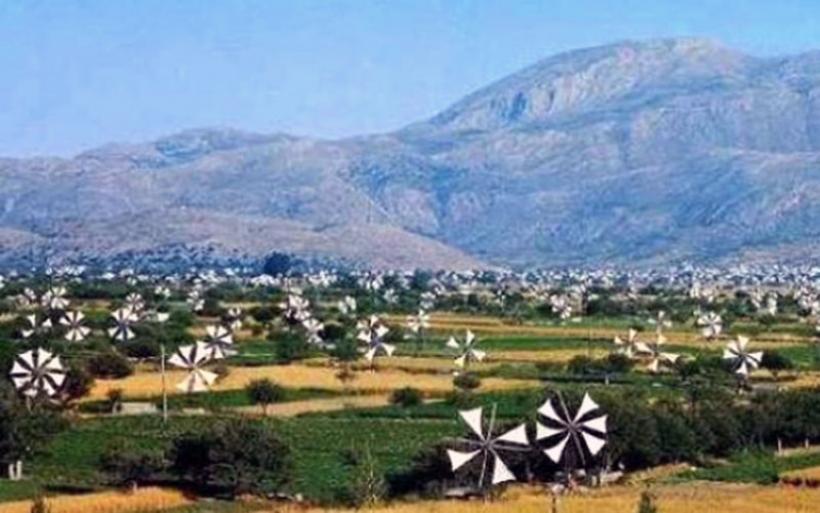 Μνημείο παγκόσμιας πολιτιστικής κληρονομιάς οι ανεμόμυλοι Λασιθίου