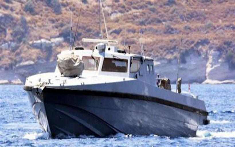 Αυτό είναι το πρώτο «αόρατο» σκάφος που έριξε η Τουρκία στο Αιγαίο