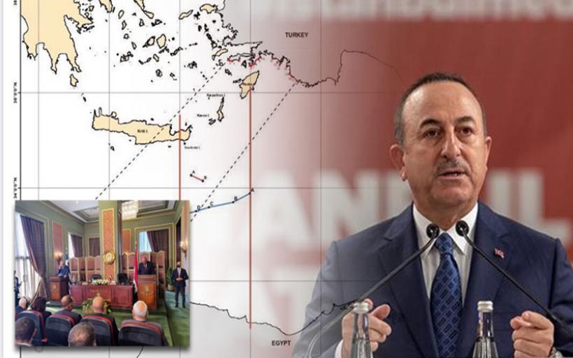 Οργισμένη η Άγκυρα για τη συμφωνία Ελλάδας - Αιγύπτου