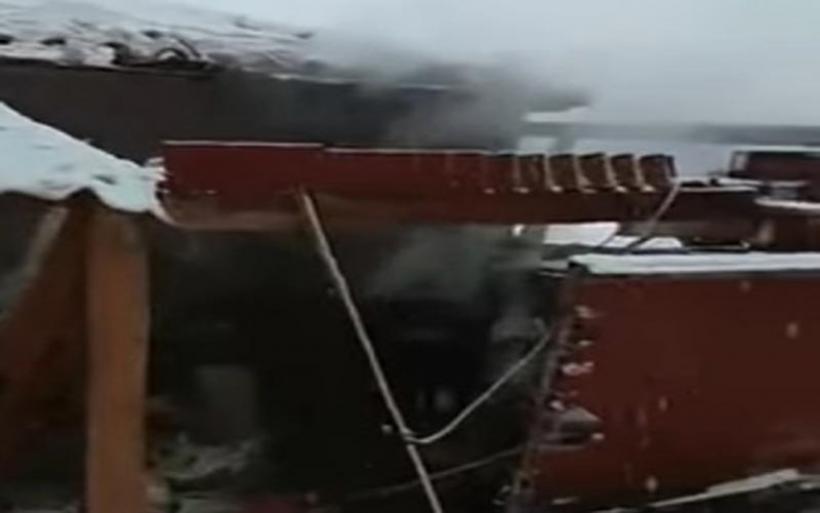 Κοζάνη: Κεραυνός χτύπησε το λέβητα σπιτιού και διέλυσε τη στέγη