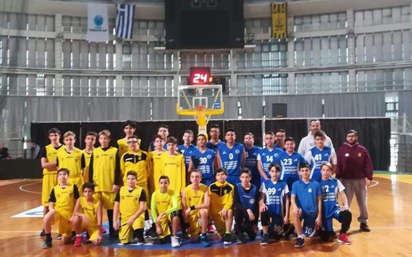 Στη Θεσσαλονίκη οι ακαδημίες καλαθοσφαίρισης του Γ.Σ.Α. (φωτο)