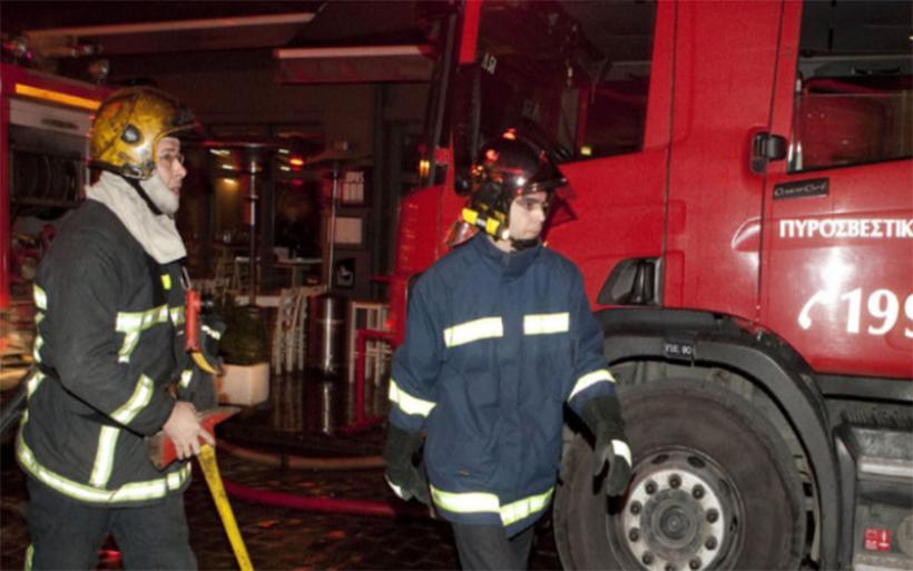 Τραγωδία σε κάμπινγκ στην Ασπροβάλτα: Νεκρή μια γυναίκα από φωτιά σε τροχόσπιτο