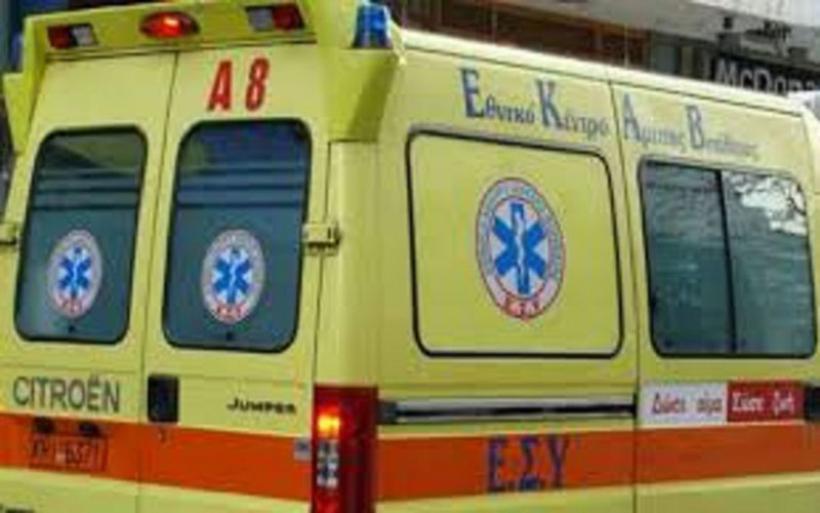 Σταμάτησε έξω από τον Αλμυρό το λεωφορείο από Λάρισα προς Αθήνα – Ασθενοφόρο παρέλαβε 35χρονο