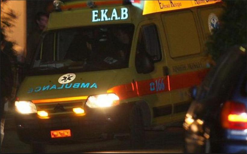 Δύο σοβαρά τραυματίες μετά από τροχαίο στην Ε.Ο. κοντά στον Αλμυρό