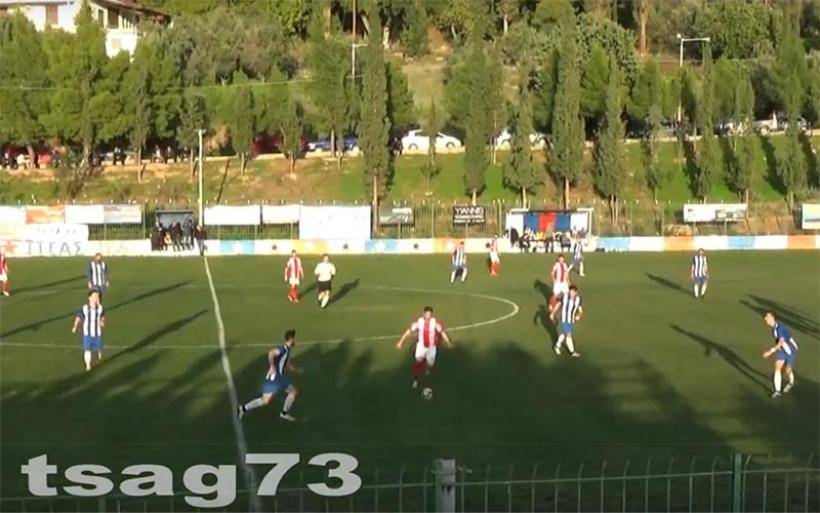 Στιγμιότυπα και δηλώσεις από το Αστέρας Ιτέας - Γ.Σ.Αλμυρού 1-0 (βίντεο)