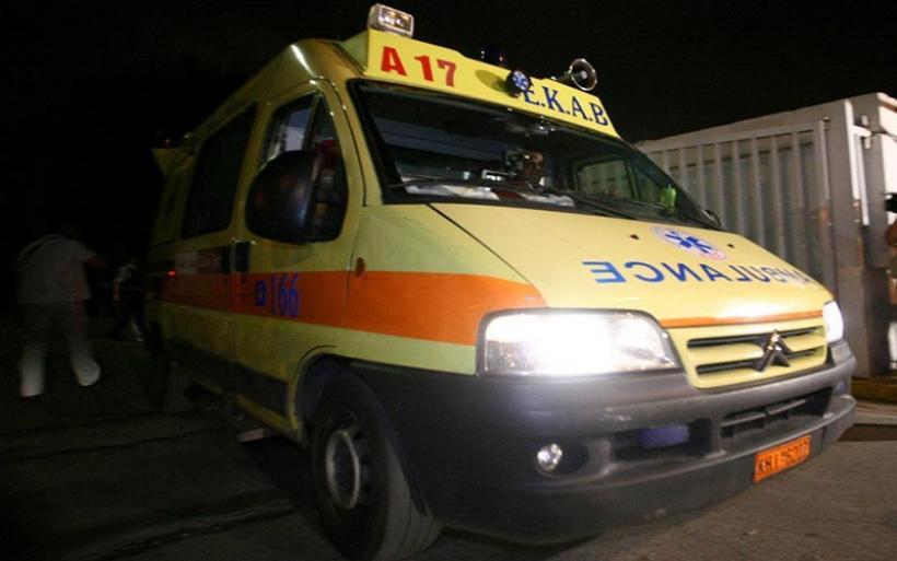 Βόλος: Τραγικός θάνατος 53χρονου που έπεσε από μπαλκόνι τρίτου ορόφου