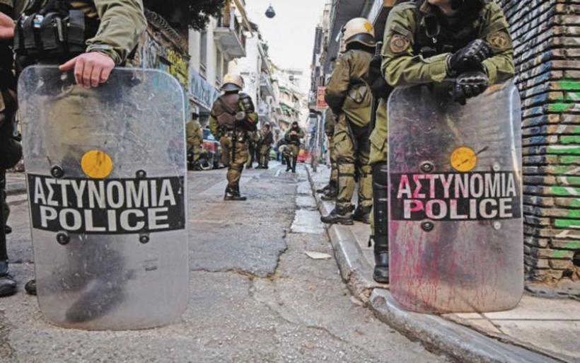 Δρακόντεια μέτρα για Πολυτεχνείο : Στους δρόμους 5 χιλιάδες αστυνομικοί – Ειδικό σχέδιο για τα Εξάρχεια