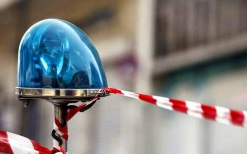 Ατύχημα στην Αμαλιάπολη με φορτηγό που μετέφερε φιάλες προπανίου και οξυγόνου