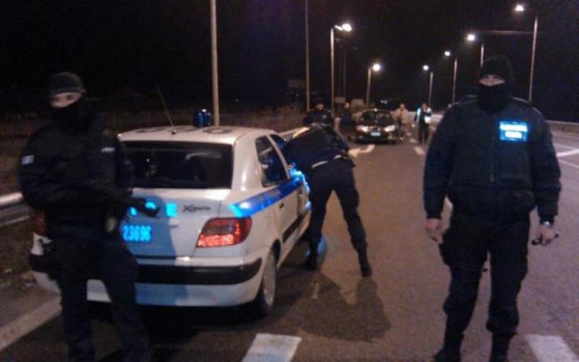 Σύλληψη 29χρονου  με ναρκωτικές ουσίες έξω από τον Αλμυρό