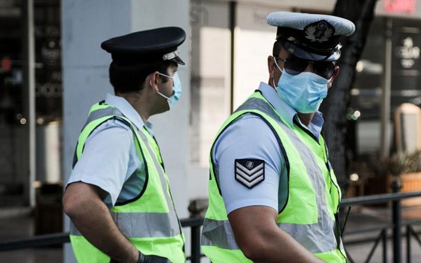 Μαγνησία: Σε καραντίνα αστυνομικοί μετά από επαφή με θετικό στον κορονοϊό συνάδελφό τους