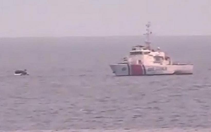 Αποκαλυπτικό βίντεο του Λιμενικού: Τουρκικές ακταιωροί συνοδεύουν βάρκες με μετανάστες ανοιχτά της Λέσβου