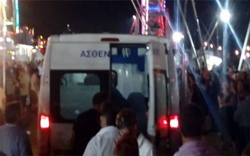 Βυθίστηκε στο πένθος ο Αλμυρός: Νεκρή 14χρονη στο παζάρι– Εκσφενδονίστηκε από παιχνίδι του Λούνα Παρκ