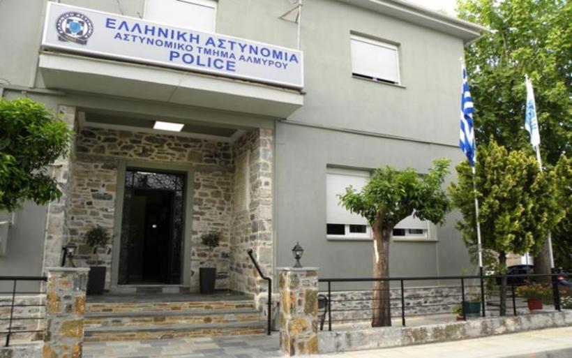 Σύλληψη ημεδαπής για οδήγηση χωρίς δίπλωμα στον Αλμυρό